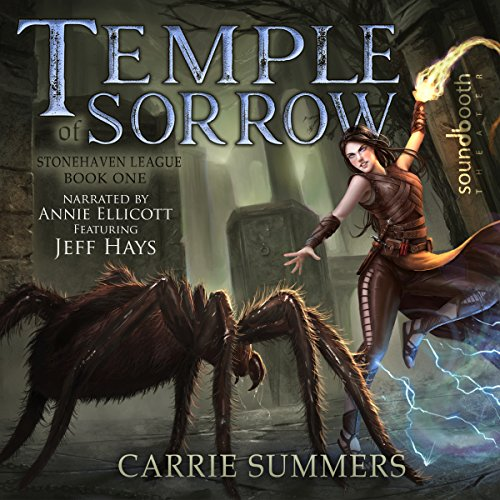 Temple of Sorrow: Stonehaven League, Book 1