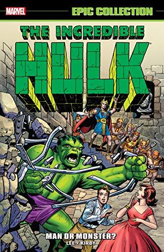Incredible Hulk Epic Collection: Man Or Monster? (Incredible Hulk (1962-1999))