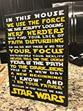 In This House We Do Star Wars