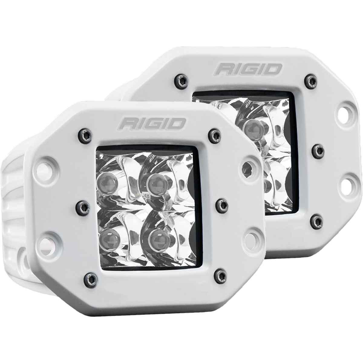 Rigid Industries 612213 M-Series Dually 10 Deg. Spot LED Light