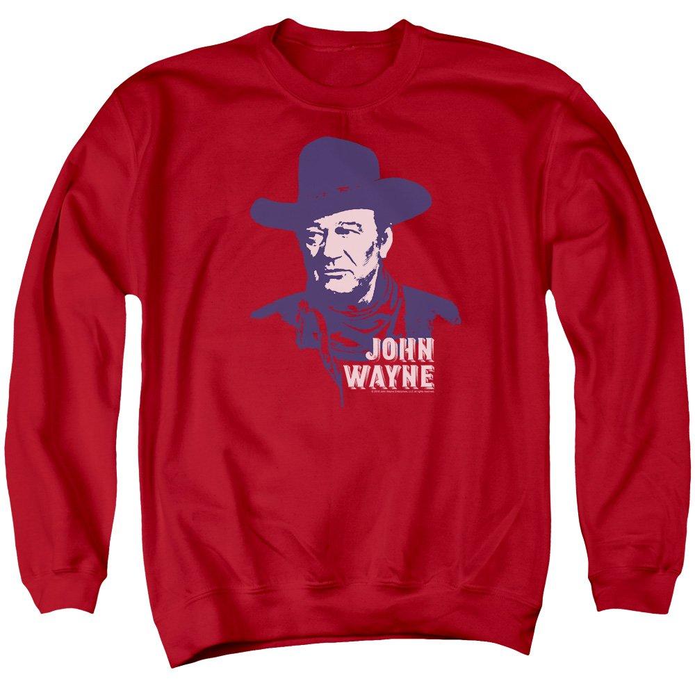 Unbekannt John Wayne - - American Icon Sweater für Männer