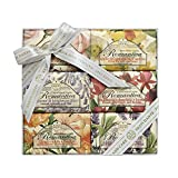 Romantica Floral 6 Soap Gift Set For Sale