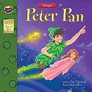 Bilingual Peter Pan (English-Spanish Keepsake Stories) (English and Spanish Edition)