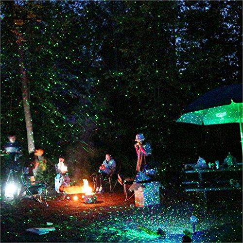 Starry Laser Lights Projector Lights Outdoor Waterproof ...