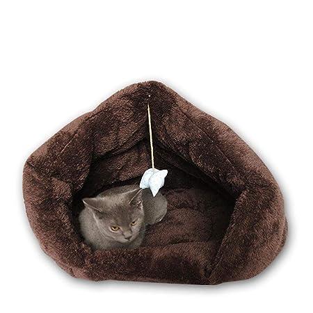 Mascotas Casa Gato Cueva pequeños Perros Calentamiento Cueva ...