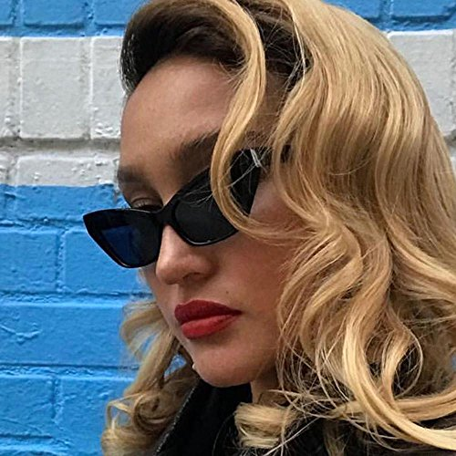 ópticas Ojo Sol Montura de Mujer Hunpta Gafas C Transparente Lente Gato de de para Gafas F OnREq0g