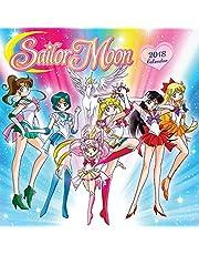 2018 Sailor Moon Wall Calendar