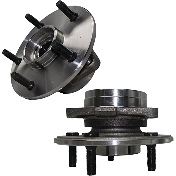 1 Front Wheel Bearing Assembly For 2000 2001 Dodge Ram 1500 4X4 4WD Only