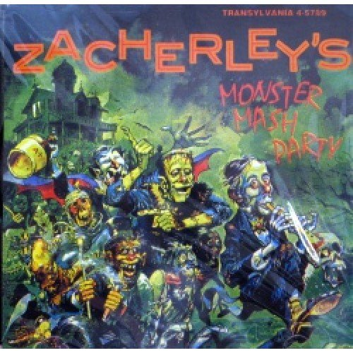 Zacherley's Monster Mash Party]()