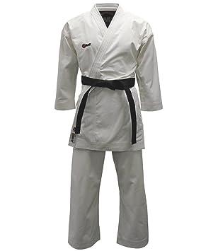 Smai SX Kata Oro de karate/Karate traje, WKF, 14oz: Amazon ...
