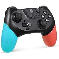 Redstorm Draadloze controller voor Nintendo Switch met Bluetooth / Turbo / 6 assen / Dual Motor Vibration voor Nintendo…