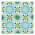 Moroccan Mosaic & Tile House CTP54-06 Alhambra 8x8 inch Handmade Cement Multicolor (Pack of 12)