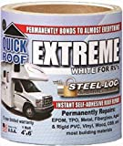 Cofair UBE406 Quick Roof Extreme White 4'' x 6'
