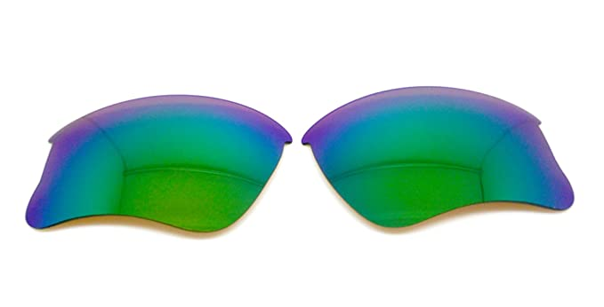 06437048cd Image Unavailable. Image not available for. Color  Polarized Replacement  Lenses for Oakley Flak Jacket XLJ ...