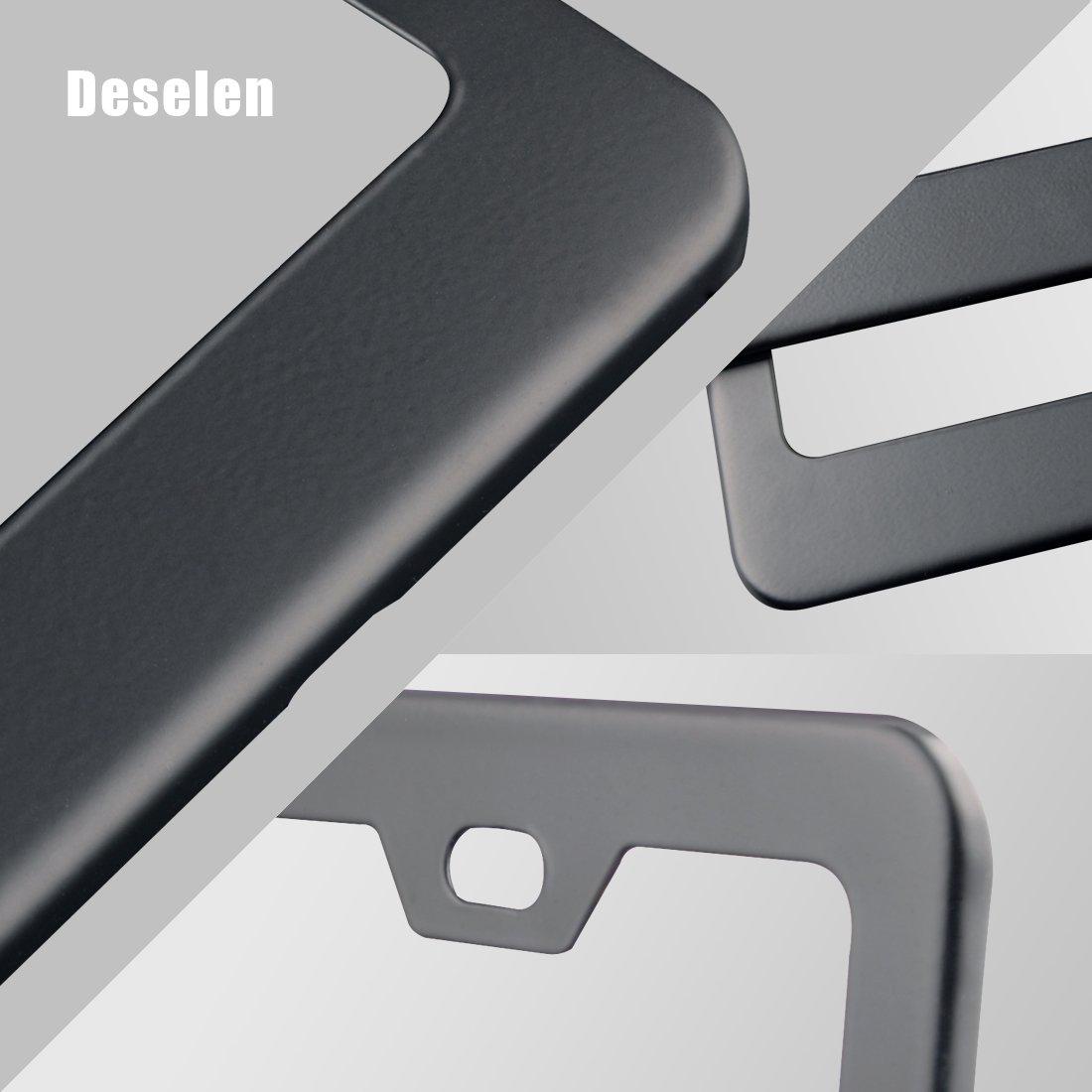 LP-BS17VS LIGHTUP LED Black Deselen Copper Tire Valve Stem Caps with Keychain Styling for Mercedes Benz AMG