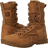 5.11 Tactical Skyweight Waterproof Side Zip Boot,Dark Coyote,9 D(M) US
