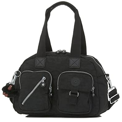 eab95e4444 Kipling Defea Handbag Black  Handbags  Amazon.com