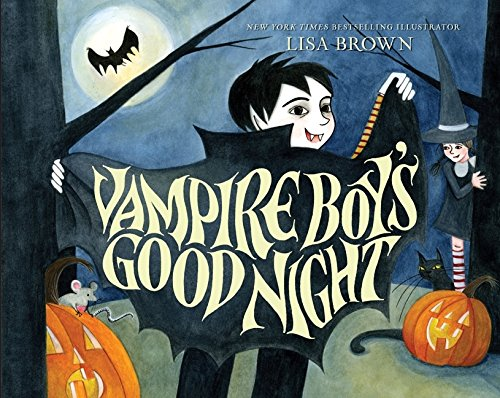 Vampire Boy's Good Night -