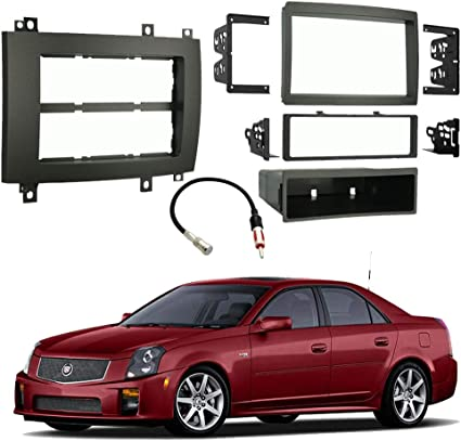 cadillac cts 2007 radio wiring harness amazon com compatible with cadillac cts v 2003 2007 single or  cadillac cts v 2003 2007