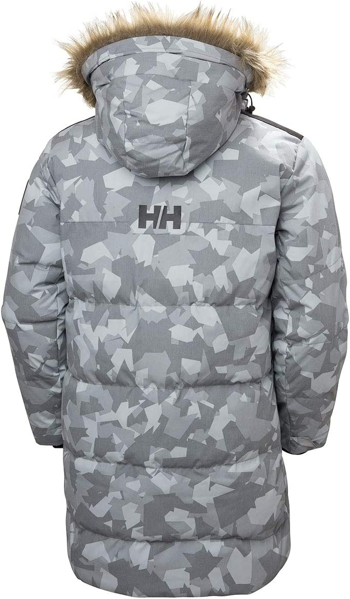 Helly Hansen Mens Barents Parka