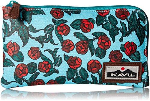 Pochette Cammi pour femmes Kavu, Donna, Rose rouge, Taglia Unica Rose