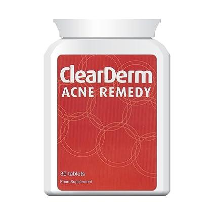 Clearderm Tablets acné , el No.1 acné y tratamiento localizado 1 -a-
