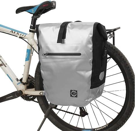 Bolsa trasera de bicicleta, suministro al aire libre Ciclismo ...