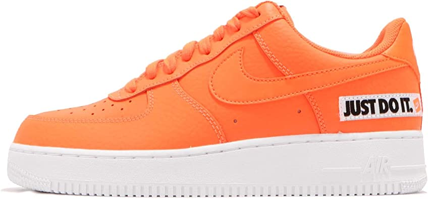 air force 1 naranja