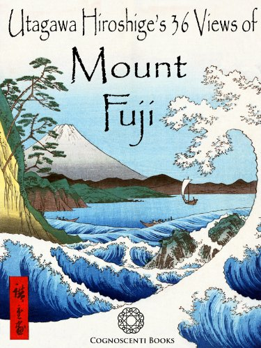 (Utagawa Hiroshige's 36 Views of Mount Fuji)