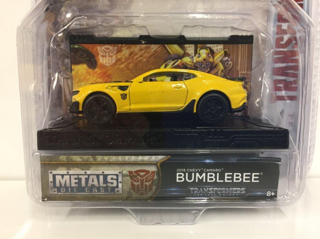 2016 Chevrolet Camaro [Jada 98388], Bumblebee,