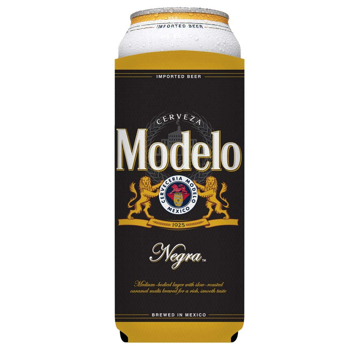 Modelo Negra Large 24oz Can Cooler