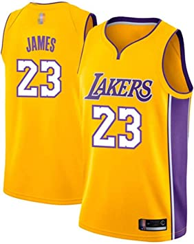 Formesy Camiseta de Baloncesto para Hombres - NBA Lebron James ...