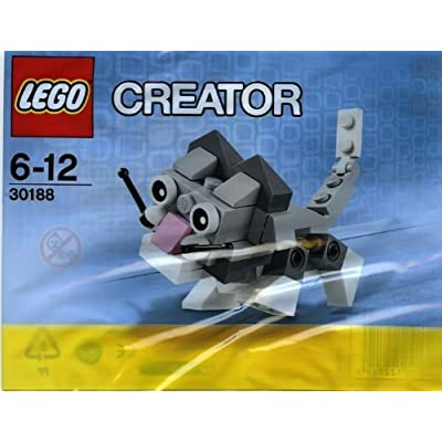 LEGO Creator: Cute Kitten Set 30188 (Bagged): Toys & Games