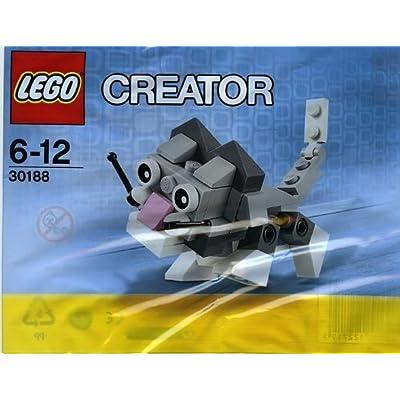 LEGO Creator: Cute Kitten Set 30188 (Bagged): Toys & Games