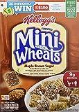 Kellogg's Frosted Mini Wheats Bite Size Maple Brown Sugar, 15.5 Ounce