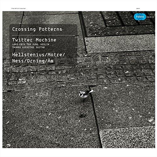 Crossing Pattern (Ørjan Matre: Crossing Patterns V)