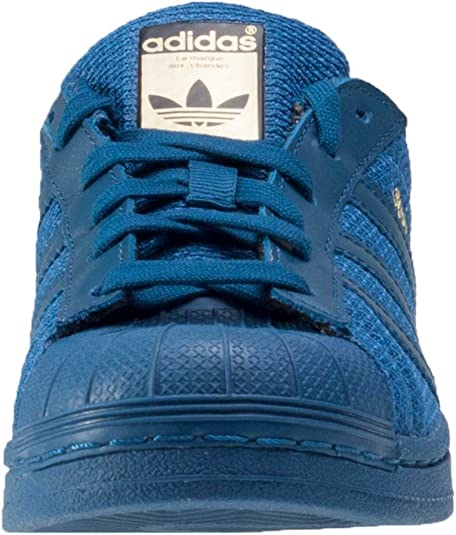 adidas Superstar J 624 Junior Sneaker (tech steelf16