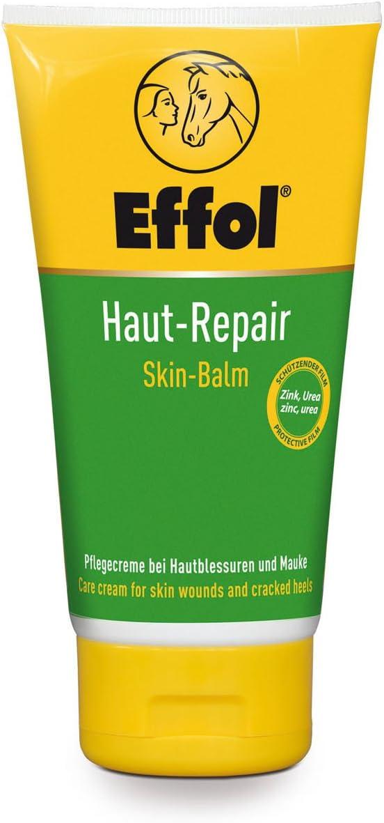 Effol Piel - piel Repair, 150 ml para los caballos Antiséptico, dermatológicamente probados Crema cuidado, die uno protegido Película contra los virus, Bacterias y Parásitos formas