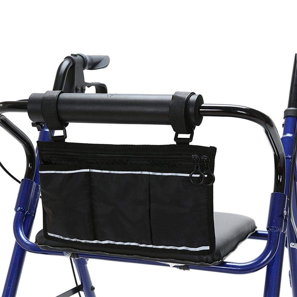 Wasserfester Rollstuhl Organizer Rollstuhl Handlaufbeutel Rollstuhl Aufbewahrungsbeutel Rollstuhlabdeckung
