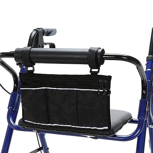 Saco silla de ruedas 35 x 19 cm sede bolsa de almacenaje para silla con ruedas (reposabrazos: Amazon.es: Salud y cuidado personal