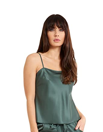 LingaDore 4007TP-183 Womens Secret Delight Green Pajama Pyjama Top