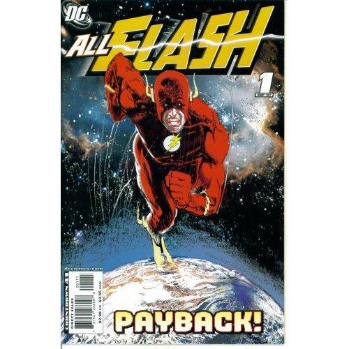 All Flash #1 : Justice, Like Lightning (DC Comics) (Star Wars Flash Wars)