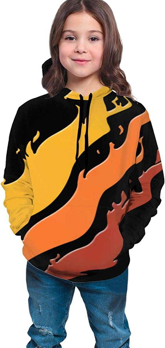 Preston-Playz YouTube 1 Sweatshirts for Girls Boys Soft Teens Hoodies Plus Velvet Hoody Hooded Sweate Tops with Pockets