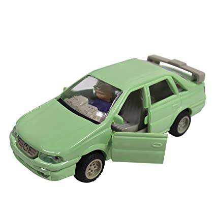 Buy Shinsei Toys Pull Back Honda City Opening Doors Miniature