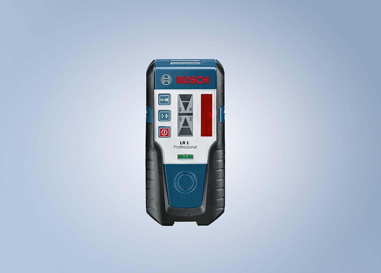 Receptor l/áser para l/áser rojo Bosch Professional LR1