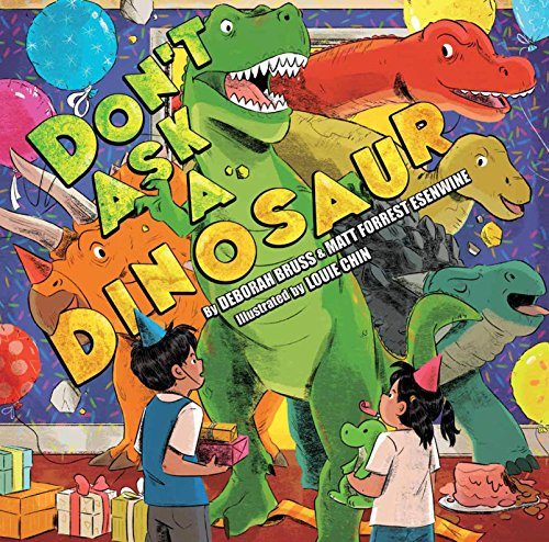 Dinosaur Cakes Ideas - Don't Ask a