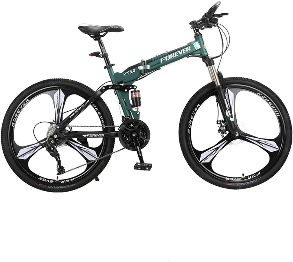 Dapang Bicicleta de montaña Plegable, Bicicleta de cercanías ...