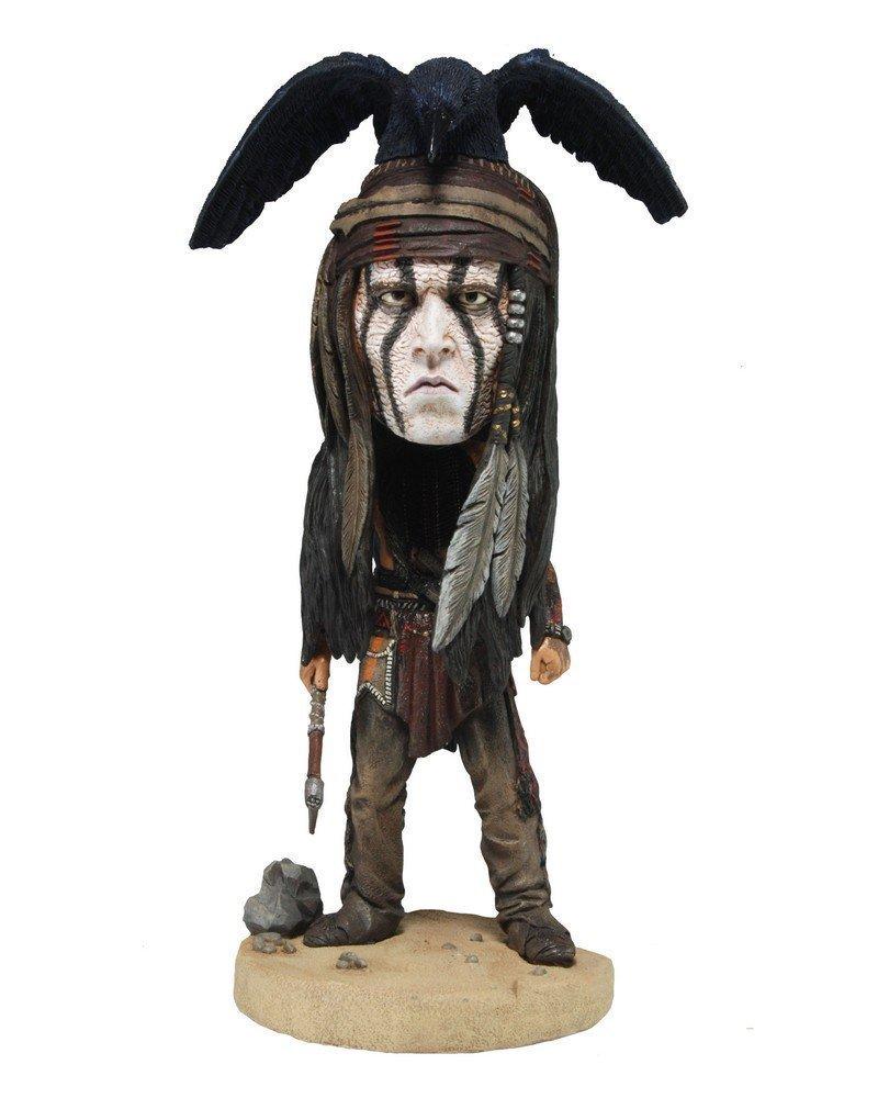 NECA 7-Inch Tonto The Lone Ranger Headknocker NECA47538