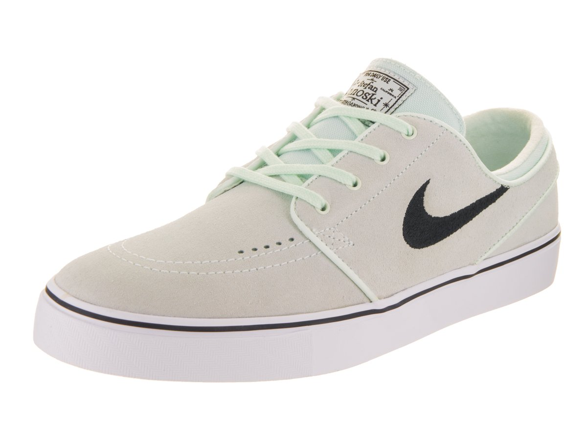 98b04eea15f9 Galleon - Nike Men s Zoom Stefan Janoski Barely Green Black Skate Shoe 8.5  Men US