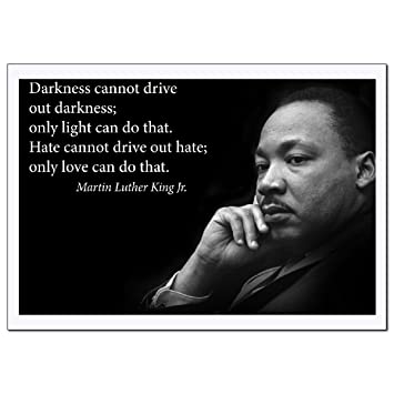Amazon Com Young N Refined Martin Luther King Jr Poster Famous